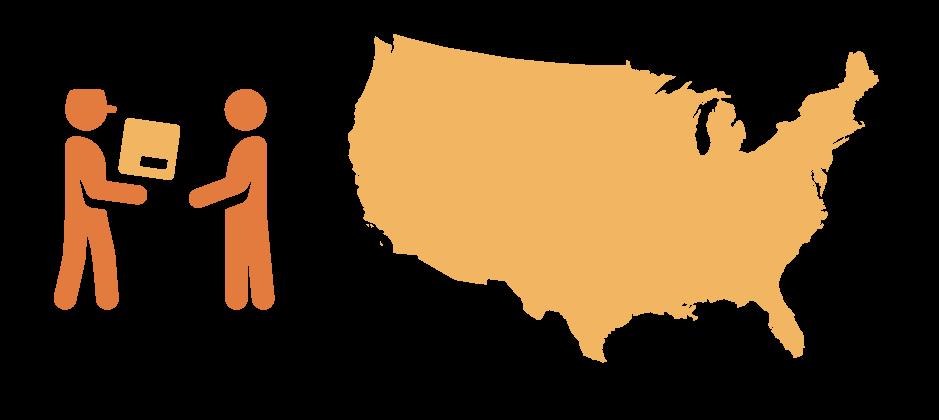 Shipping USA